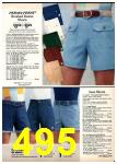 1977 Sears Spring Summer Catalog, Page 495