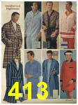 1965 Sears Fall Winter Catalog, Page 413
