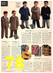1949 Sears Spring Summer Catalog, Page 78