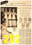 1949 Sears Spring Summer Catalog, Page 252