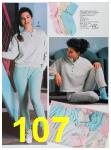 1988 Sears Fall Winter Catalog, Page 107