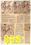 1963 Sears Fall Winter Catalog, Page 805