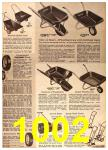 1964 Sears Spring Summer Catalog, Page 1002