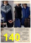 1980 Sears Fall Winter Catalog, Page 140