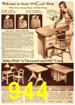 1940 Sears Fall Winter Catalog, Page 944