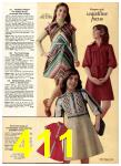 1976 Sears Fall Winter Catalog, Page 411