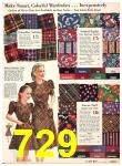 1940 Sears Fall Winter Catalog, Page 729