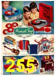 1952 Sears Christmas Book, Page 255
