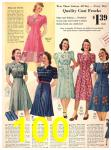 1940 Sears Fall Winter Catalog, Page 100