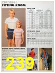 1993 Sears Spring Summer Catalog, Page 239