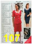1993 Sears Spring Summer Catalog, Page 107