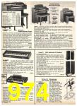 1977 Sears Spring Summer Catalog, Page 974