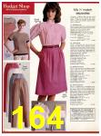 1983 Sears Spring Summer Catalog, Page 164