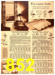 1940 Sears Fall Winter Catalog, Page 852