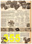 1958 Sears Fall Winter Catalog, Page 355