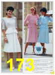 1985 Sears Spring Summer Catalog, Page 173
