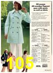 1975 Sears Spring Summer Catalog, Page 105