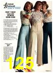 1975 Sears Spring Summer Catalog, Page 125