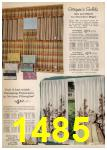 1962 Sears Spring Summer Catalog, Page 1485