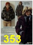 1980 Sears Fall Winter Catalog, Page 353