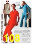 1973 Sears Spring Summer Catalog, Page 108