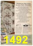 1962 Sears Spring Summer Catalog, Page 1492