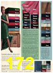 1965 Sears Fall Winter Catalog, Page 172