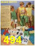1988 Sears Spring Summer Catalog, Page 494