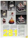1985 Sears Fall Winter Catalog, Page 281