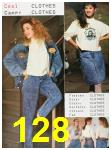 1988 Sears Fall Winter Catalog, Page 128