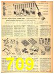 1949 Sears Spring Summer Catalog, Page 709