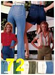 1983 Sears Spring Summer Catalog, Page 72