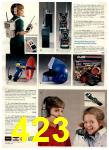 1987 JCPenney Christmas Book, Page 423