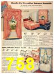 1942 Sears Spring Summer Catalog, Page 758