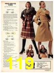 1973 Sears Fall Winter Catalog, Page 119