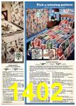 1977 Sears Spring Summer Catalog, Page 1402