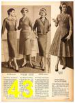 1958 Sears Fall Winter Catalog, Page 43