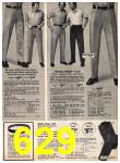 1975 Sears Fall Winter Catalog, Page 629