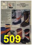 1980 Sears Fall Winter Catalog, Page 509