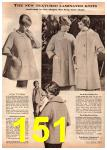 1962 Montgomery Ward Spring Summer Catalog, Page 151