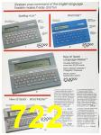 1988 Sears Fall Winter Catalog, Page 722