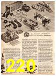 1955 Sears Christmas Book, Page 220