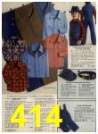 1979 Sears Fall Winter Catalog, Page 414