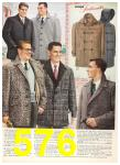 1956 Sears Fall Winter Catalog, Page 576