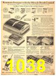 1940 Sears Fall Winter Catalog, Page 1038
