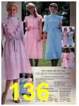 1983 Sears Spring Summer Catalog, Page 136