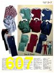 1983 Sears Fall Winter Catalog, Page 607