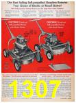 1957 Sears Spring Summer Catalog, Page 1307