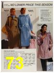 1987 Sears Spring Summer Catalog, Page 73