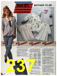 1986 Sears Spring Summer Catalog, Page 237